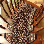 High density thickening stair non-slip carpet mat,this 65x24cm