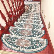 Domestic staircase carpet mat anti-skid,75×24cm j