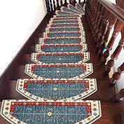 Stair carpet mat, free glue, self suction,this 75×24cm
