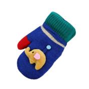 KEERADS Baby gloves, Cute Thicken Infant Baby Kids Toddler Cartoon Winter Warm Gloves