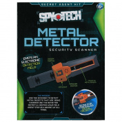 Spy Tech Secret Agent Toy Kit - Metal Detector