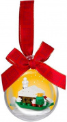 Lego Christmas Snow Hut Ornament, 850949