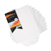 CONDA Professional Artist Canvas Panels 9×30cm