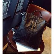 BOAOGOS Women Bags All Seasons Backpack for Casual Black,Black