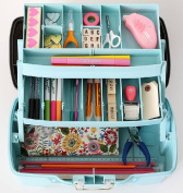 Creative Options Two Tray Craft Box