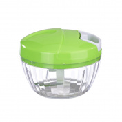 BESTOMZ Food Chopper Kitchen Manual Vegetable Chopper Mincer Mixer Blender for Fruits Vegetables