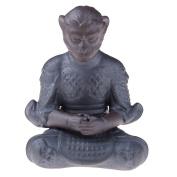 37YIMU 1 Pcs creative Monkey King Incense Holder