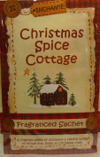 Christmas Spice Cottage Fragranced Sachet