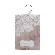 1x Hanging Fragrance Sachet Fresh Linen 60g