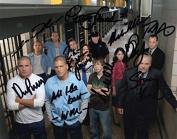 LIMITED EDITION PRISON BREAK CAST SIGNED PHOTOGRAPH + CERT PRINTED AUTOGRAPH