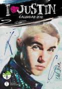 Imagicom imacal211 Justin Bieber Wall Calendar, Paper, White, 0.1 X 30.5 X 42.5 Cm