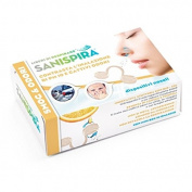 Sanispira Smog & Odori Dispositivi Nasali 10 Pezzi S