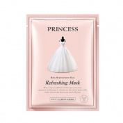 Colourful(TM)Facial Face Mask Sheet Essence Replenishment Moisture Mask Cosmetics