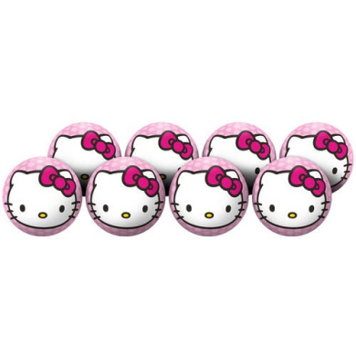 Hedstrom #4 Hello Kitty Playball Deflate Party Pack