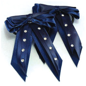 Showquest Piggy Bow One Size navy