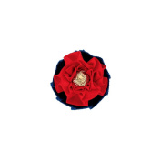 Showquest Newport Button Hole One Size navy/red/gold