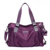Handbags, shoulder bag, canvas bag, portable shoulder bag, nylon Oxford cloth bag, mummy bag