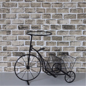 Freestanding Book Shelf / Desk Top Organisation Creative Easy Rack In Outdoor Bicycle-debris Rack Assemble Dimensions