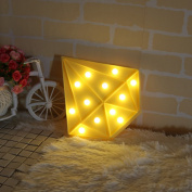 Missley Lovely Diamond LED Night Light For Kids children's Gift Indoor lighting Chrismas Party Wedding Room Decoration