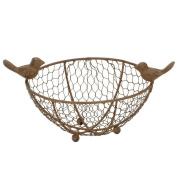 Metal Fruit Basket (One Size)