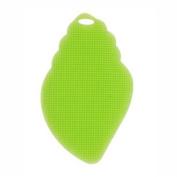 HUHU833 Multipurpose Antibacterial Silicone Dish Washing Sponge Scrubber Tool