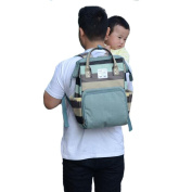 FJY Nappy Changing Bags Mummy Fashion Backpack Multifunction Waterproof Nappy For Baby Care Large Capacity Travel