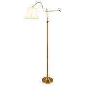 MMM American Country Iron Art Floor Lamp European Retro Modern Simple Living Room Study Adjustable Landing Light