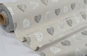 "Tilda ""Chamade Grey 100 x 150 cm 100% Cotton"