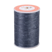 Waxed Thread, Polyester Waxed Thread for Leather Hand Sewing Stitching Handcrafts DIY, Colour Optional