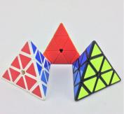 Pyraminx Speed Cube Pyramid Magic Cube 3x3 Speed Twist Puzzle Toys Gift