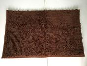 TS-nslixuan Chenille Mat Bedroom Bathroom Carpet240X60Cm