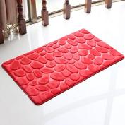 TS-nslixuan The Carpet Carpet Pad Mat Bath Mat Mat 40X60CmD
