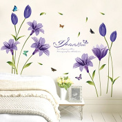 Wall Stickers Tv Wall Self-Adhesive Room Decorations-,07