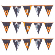 Ready Steady Bed® Africa Design Children's Polycotton Bunting Room Decoration