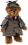 Tic Toc Teddies Sherlock The Bear