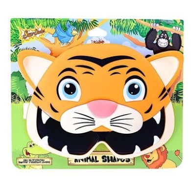 Party Costumes - Sun-Staches - Animals Shades - Tiger SG2982