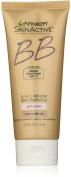 3 Pack - Garnier SkinActive Miracle Skin Perfector BB Cream Anti-Ageing Light/Medium 70ml