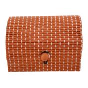 Nibesser Creative Bamboo Wooden High Capacity Case Cute Jewellery Box Storage Holder Gift Box