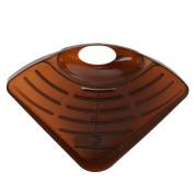 ODN Coffee Kitchen Portable Hanging Drain Bag Basket Bath Storage Gadget Tools Sink Holder