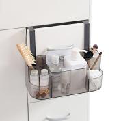 Desktop Corner Shelves Holder,BAFFECT® Over Door Storage Hanging Kitchen Bathroom Storage Rack Shelves Over The Cabinet Storage Organiser Basket for Costmetic,Sponges,Soap,Cleaning Supplies