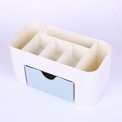 Tamengi Plastic Cosmetic & Jewellery Storage Organiser Storage Box Jewellery Container Makeup Organiser Case