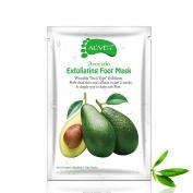 Foot Mask,Wanshop® Olives Hot/Avocado /Papaya Hot Remove Dead Skin Foot Mask Peeling Cuticles Heel Feet Care Anti Ageing