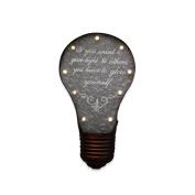 LNPP LOFT Style Wall Decor LED Wall Lamp Creative Home Decor,11*50cm