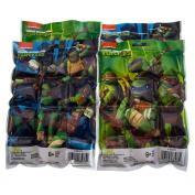4 Pack Teenage Mutant Ninja Turtles For Kids Evriholder Cold Packs First Aid Lunch TMNT