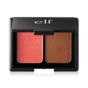 (6 Pack) e.l.f. Aqua Beauty Blush & Bronzer - Bronzed Peach