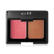 (6 Pack) e.l.f. Aqua Beauty Blush & Bronzer - Bronzed Pink Beige