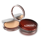 COVERGIRL Clean Pressed Powder Foundation, Classic Ivory, .1150ml