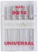 Milward Guage 70/ 70/ 80/ 80/ 90 Assorted Machine Needle