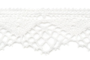 SIC 7223 00 Luxury Pull Frill Torchon Lace