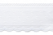 SIC 7226 01 Luxury Pull Frill Torchon Lace